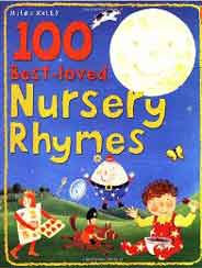 100 Best Loved Nursery Rhymes -