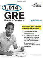 1014 GRE Practice Questions 3rd Edition