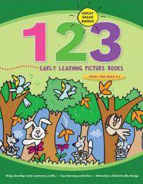 123 Early Learning Picture Book