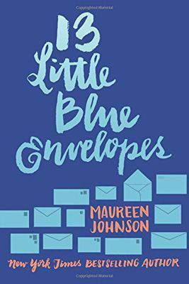 13 Little Blue Envelopes-