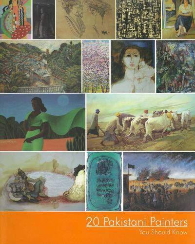 20 Pakistani Painters -