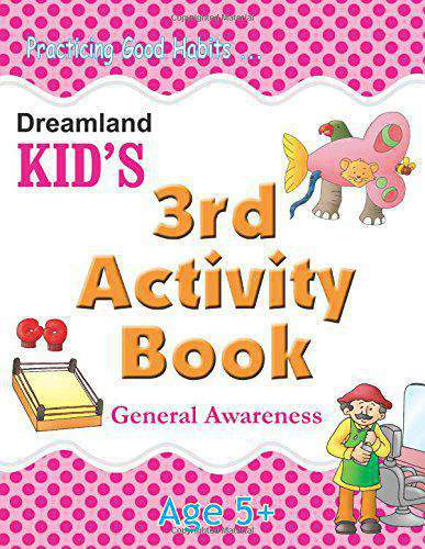 3rd Activity Book  General Awareness