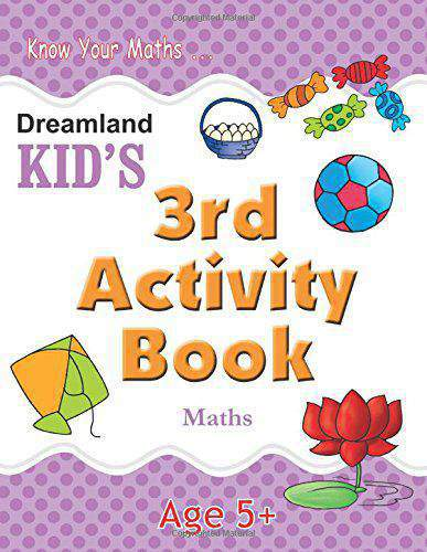 3rd Activity Book Maths