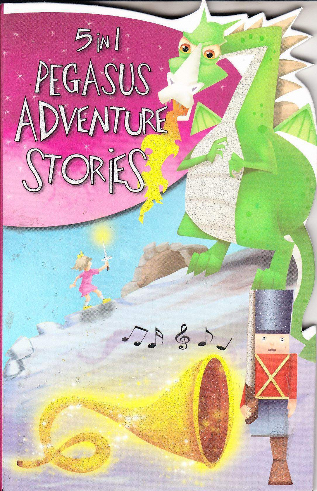 5 IN 1 ADVENTURE STORIES