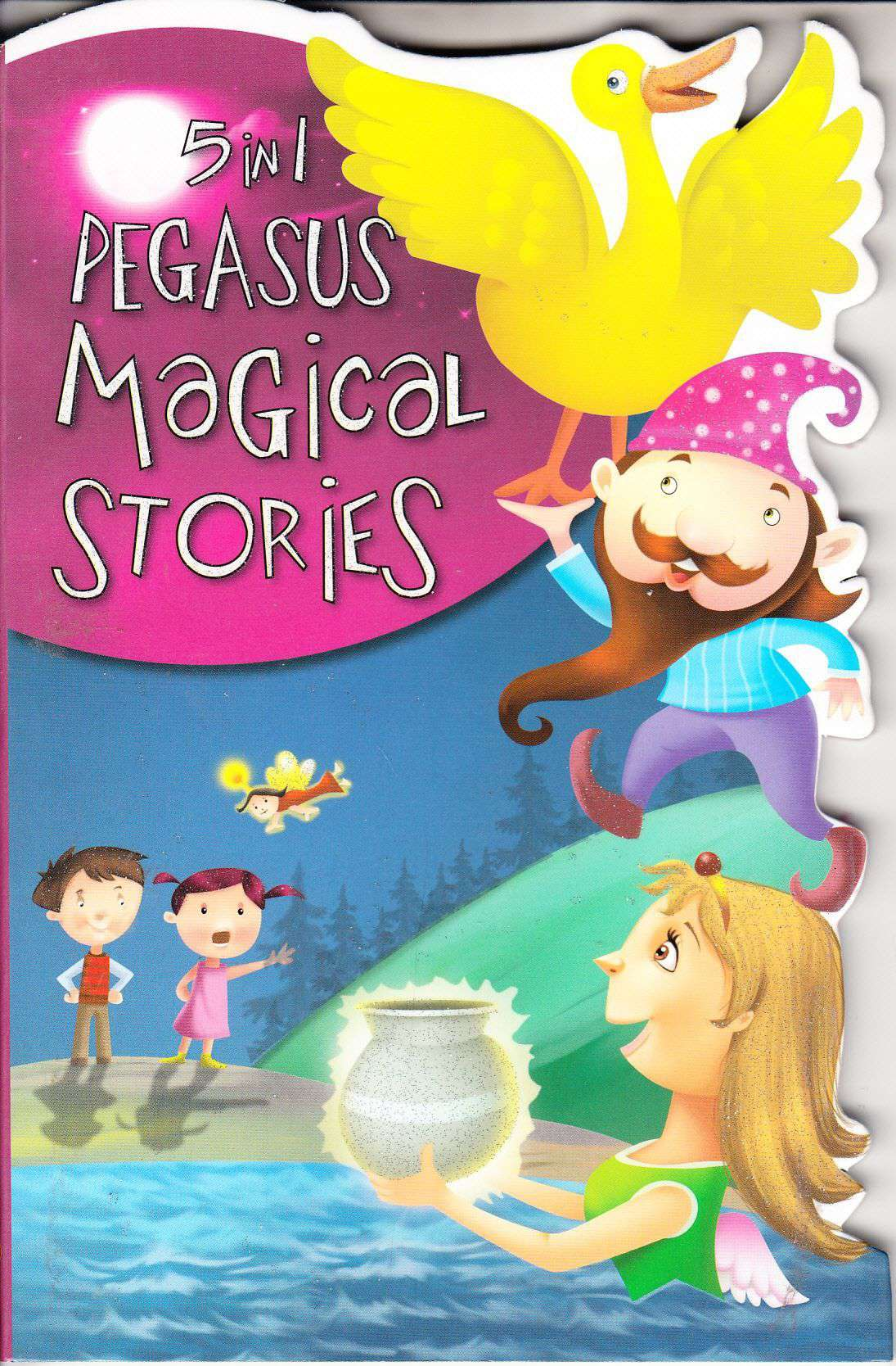 5 In 1 Pegasus Magical Stories