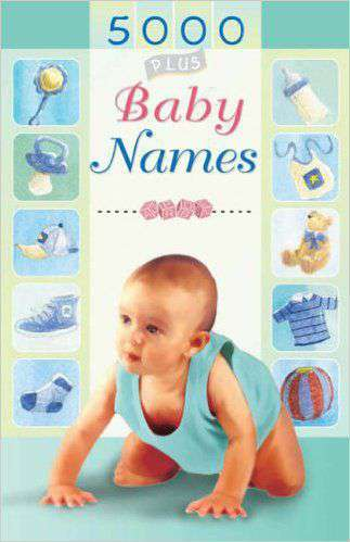 5000 Baby Names -