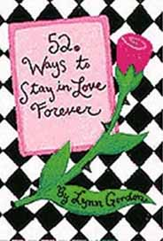 52 Ways To Stay In Love Forever 52 Series Cards