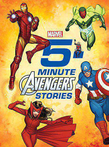 5Minute Avengers Stories 5Minute Stories