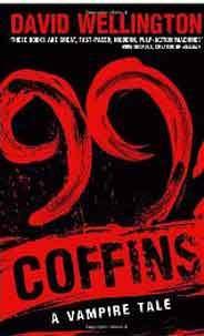 99 Coffins: Laura Caxton Vampire Series