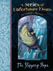 A Series of Unfortunate Events  10 The Slippery Slope - (PB)