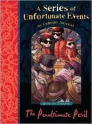 A Series of Unfortunate Events  12 The Penultimate Peril - (PB)