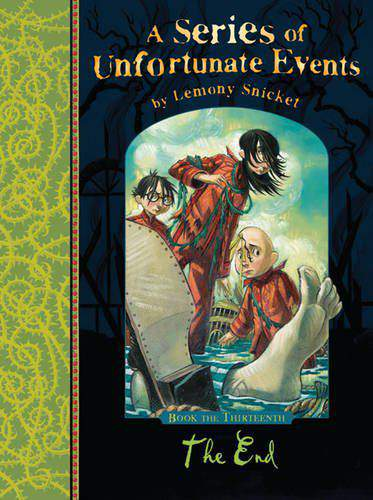 A Series of Unfortunate Events  13 The End - (PB)