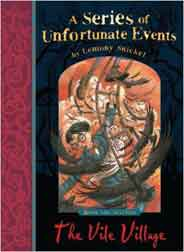 A Series of Unfortunate Events  7 The Vile Village - (PB)