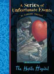 A Series of Unfortunate Events  8 The Hostile Hospital - (PB)