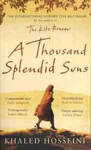 A Thousand Splendid Suns - Paperback