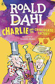 Charlie and the Chocolate Factory - (PB)