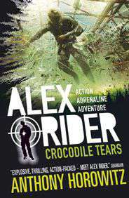 Crocodile Tears (Alex Rider)  - Paperback