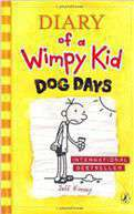 Diary Of A Wimpy Kid Dog Days - (PB)