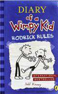 Diary Of A Wimpy Kid Rodrick Rules - (PB)