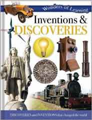 Discover Inventions Reference Omnibus Wonders of Learning
