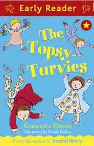 Early Reader The Topsy Turvies  - (PB)