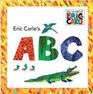 Eric Carle's ABC (World of Eric Carle) - Hardcover