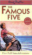 Five Fall Into Adventure: Book 9 (Famous Five) Paperback