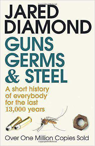 Guns Germs And Steel A Short History Of Everybody For The Last 13000 Years