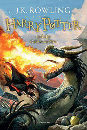 Harry Potter And The Goblet Of Fire -  (PB)