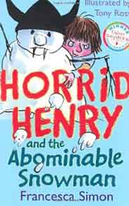 Horrid Henry And The Abominable Snowman - (PB)