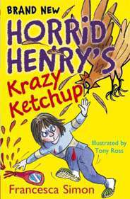 Horrid Henrys Krazy Ketchup - (PB)