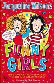 Jacqueline Wilsons Funny Girls - (PB)