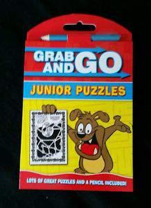 Junior Puzzles Grab And Go