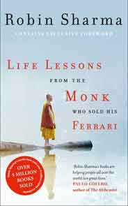 Life Lessons from the Monk Who Sold His Ferrari  - (PB)