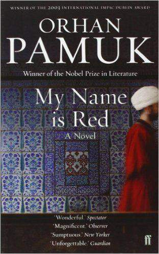 My Name Is Red - (PB)