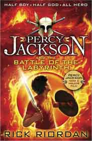 Percy Jackson And The Battle of the Labyrinth - (PB)