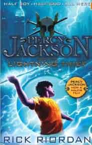 Percy Jackson And The Lightning Thief - (PB)