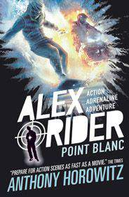 Point Blanc Alex Rider Book 2  - (PB)