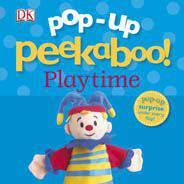 Pop Up Peekaboo! Playtime -(BB)