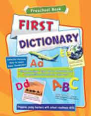 Pre School Book First Dictionary