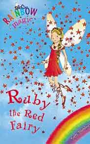 Rainbow Magic # 1: Ruby The Red Fairy