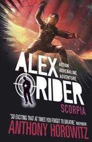 Scorpia (Alex Rider)  - Paperback