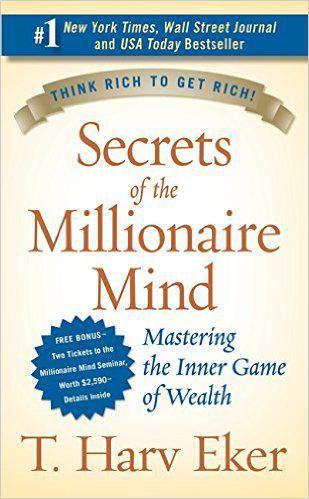 Secrets of the Millionaire Mind - (PB)