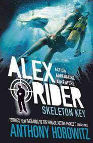 Skeleton Key Alex Rider Book  3  - (PB)