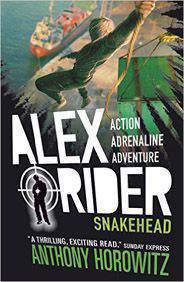 Snakehead (Alex Rider)  - Paperback