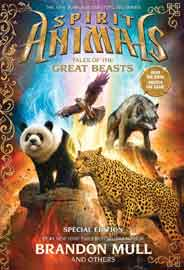 Spirit Animals Special Edition Tales of the Great Beasts -