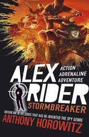 Stormbreaker (Alex Rider)  - Paperback
