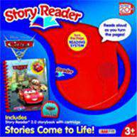 Story Reader 2.0 with Disney Pixar Cars 2 Storybook Spiral-bound – 1800