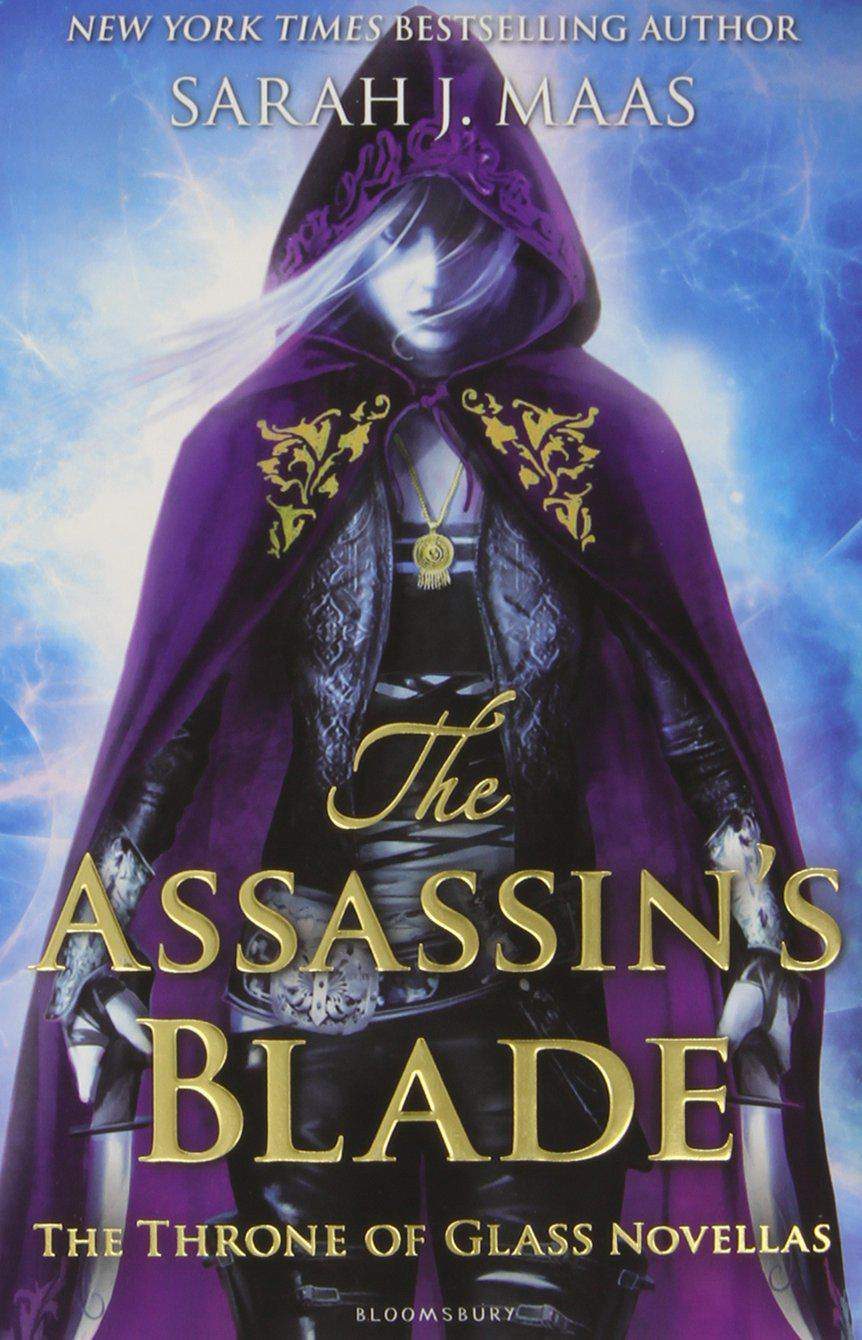 The Assassins Blade The Throne of Glass Novella  - (PB)