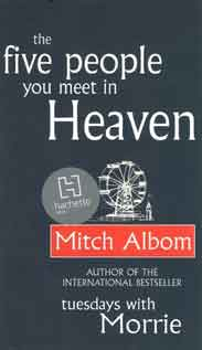 The Five People You Meet In Heaven - (PB)